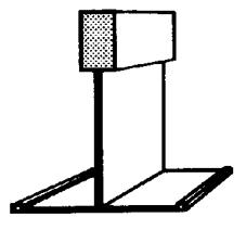 tragprofil f corridor 400. Black Bedroom Furniture Sets. Home Design Ideas