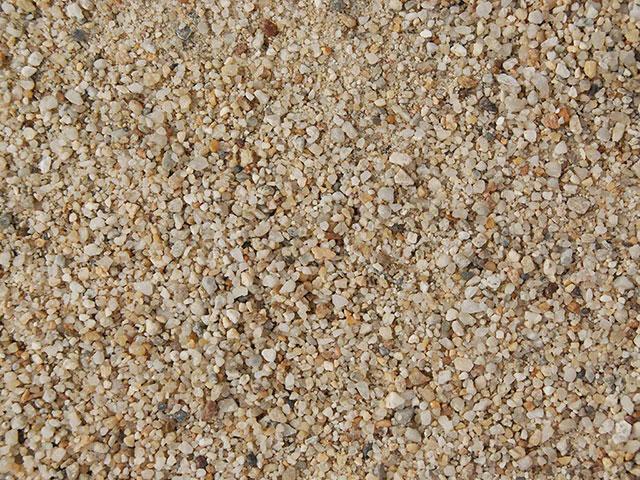 Produktbild Rasensand (Quarzsand), Beige