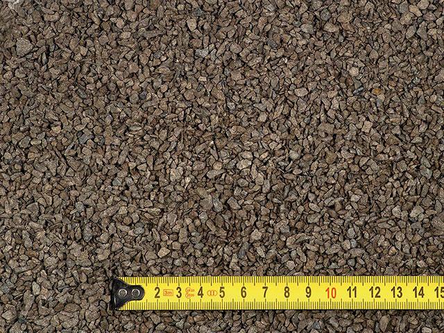 Produktbild Basalt-Streusplitt, Schwarz
