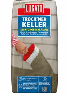 Produktbild Trock'ner Keller Dichtungsschlämme
