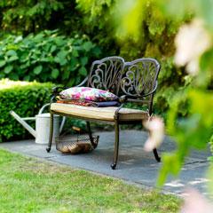 Siena Garden Balkon-Klappbank