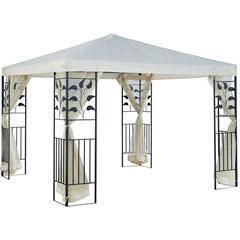 Produktbild Blätterpavillon 3x3 m