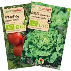 Produktbild Bio Saatgut