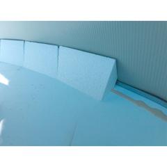 Produktbild Bodenisolation oval4,9x3,6 m