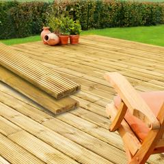 Produktbild Terrassendiele Kiefer, 300 cm