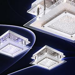 Produktbild Halogen-Deckenleuchte mit LED