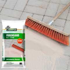 Mr. Gardener Fugensand