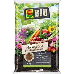 Produktbild Bio Hornspäne plus Magnesium