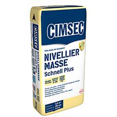 Produktbild CIMSEC Nivelliermasse Schnell Plus