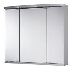 Produktbild Spiegelschrank Doro LED silber