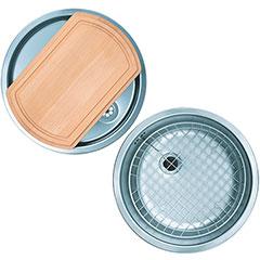 Produktbild Einbauspülen-Set Rondel 60 SET