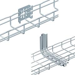Produktbild Cablofil Wandkonsole CM50XLGS für Rinne CF54/50