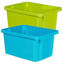 Produktbild ESSENTIALS Box 45L, 56x38,7x29,1 cm blau