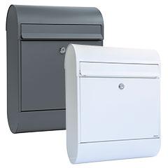 Produktbild CASAYA 864 Briefkasten verkehrsweiß RAL 9016