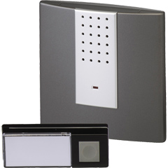 Produktbild Funkgong-Set HX Square