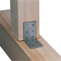 Produktbild Lochplatten-Winkel