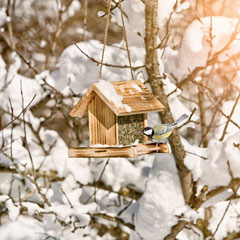 """Produktbild Vogelfuttersilo """"Garden"""""""