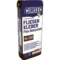 Produktbild CIMSEC Fliesenkleber S1 Flex Naturstein