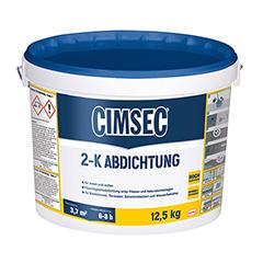 Produktbild CIMSEC 2-Komponenten Abdichtung