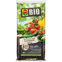 Produktbild Bio Tomaten- und Gemüseerde torffrei