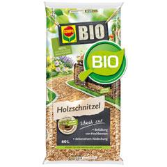 Produktbild Bio Holzschnitzel