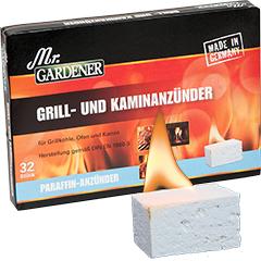 Produktbild Grill- und Kaminanzünder