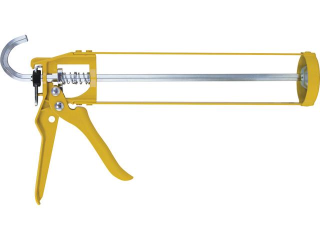 Produktbild Skelettpistole gelb