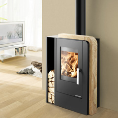 Produktbild Holzlagerfach für ARUBA
