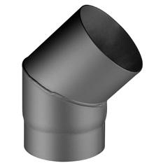 Produktbild Knie 45° geschweißt Ø150/2 gussgrau