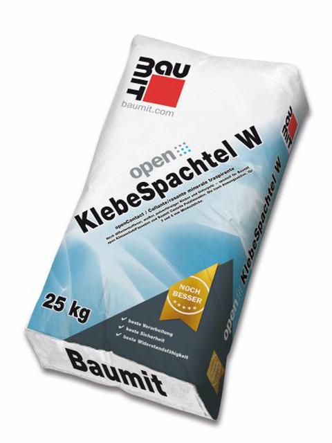 Produktbild Baumit open KlebeSpachtel W