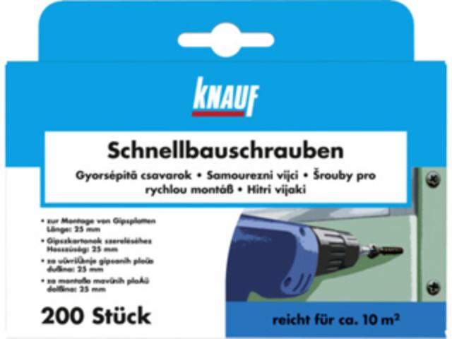 Produktbild Schnellbauschrauben TN 3,5 (SB-Verpackung)
