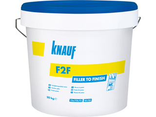 Produktbild F2F - Fertigfeinspachtel weiß