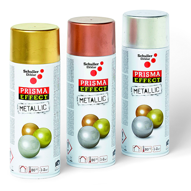 Produktbild Prisma Color, Metallic