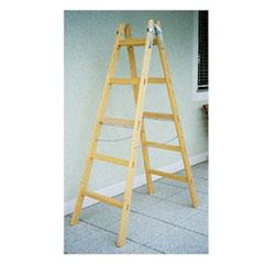Produktbild Holz-Stehleiter 12 Sprossen