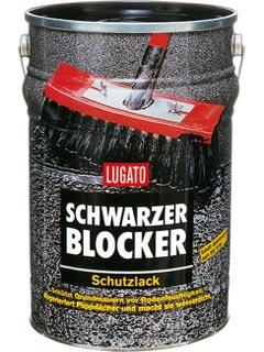 Produktbild Schwarzer Blocker Schutzlack
