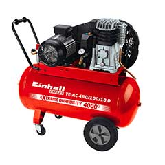 Produktbild Kompressor TE-AC 480/100/10 D