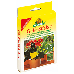 Produktbild Gelb-Sticker