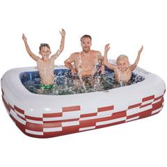Produktbild Family Pool Stadion inkl. Wasserball