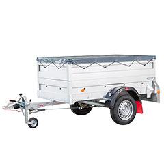 Produktbild Anhänger LPA 206 G Set