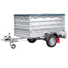 Produktbild Anhänger EPA 206/12 G-STK Set Aw 600 cm, FP und Strd.