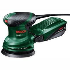 Bosch Exzenterschleifer PEX 220 A