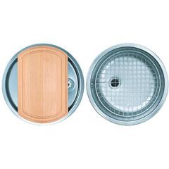 Produktbild Einbauspülen-Set Rondel 60