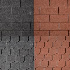 Produktbild RENOVO Biberschindel rot