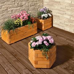 Produktbild Blumenkasten Toscana rechteckig
