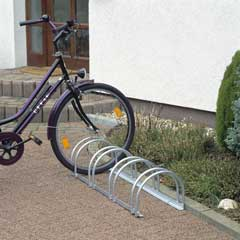 Produktbild Fahrradständer, 3 Einstellplätze