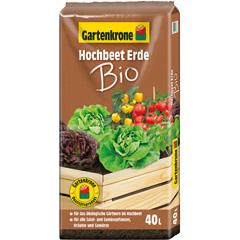 Produktbild Bio Hochbeeterde