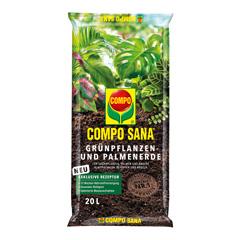 Produktbild Grünpflanzenund Palmenerde