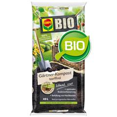 Produktbild Bio Gärtner-Kompost torffrei