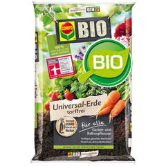 Produktbild Bio Universal-Erde torffrei