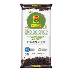 Produktbild öko balance Pflanzenerde 20 l